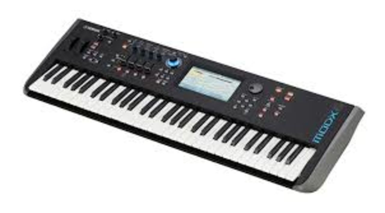 Synthesizer YAMAHA MODX6