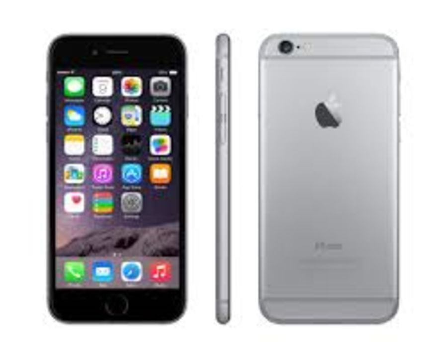 Apple Iphone 6 64 GB Space Grey MOMSFRI