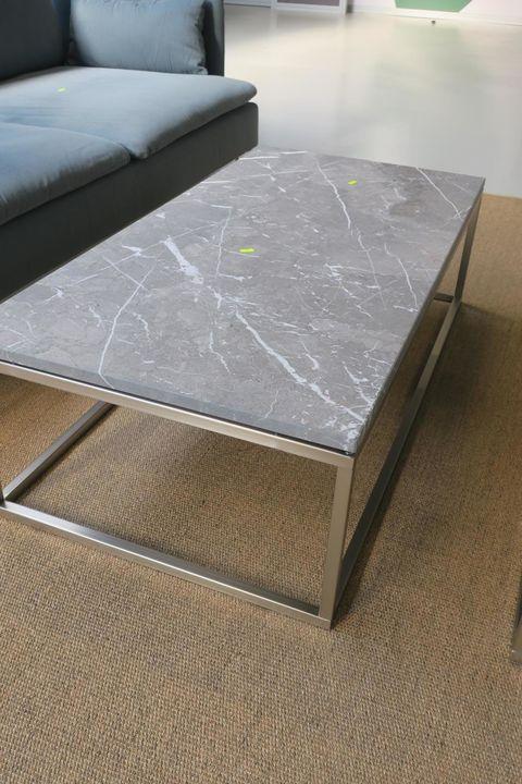 Frisk frugt Sofabord med marmorplade | Auktionshuset dab A/S DB91