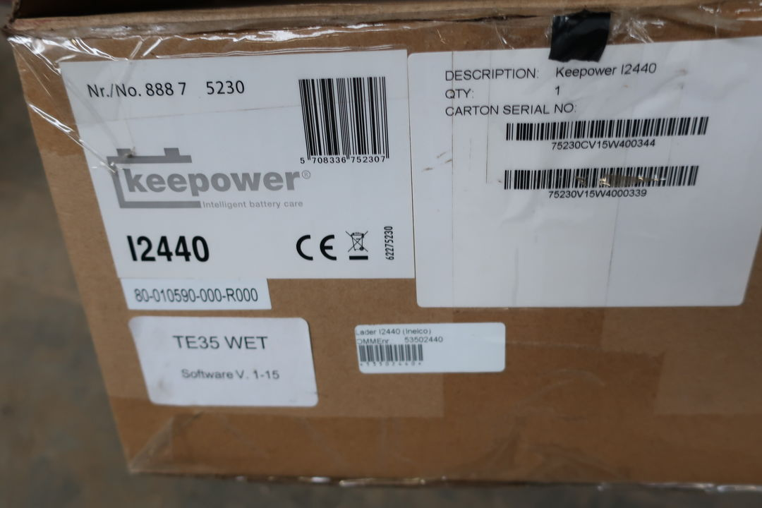 Lader KEEPOWER I2440