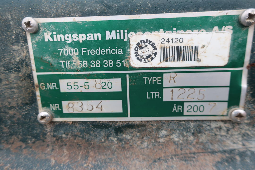 Septiktank KINGSPAN R