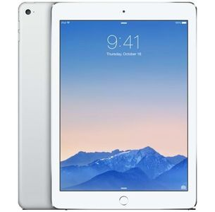 "Apple iPad Air 2 2 9.7"" 16 GB +4G Silver MOMSFRI"