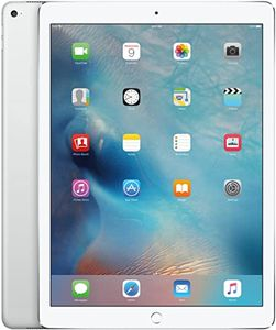 "Apple Ipad Pro 12.9"" 128 GB +4G Silver MOMSFRI"