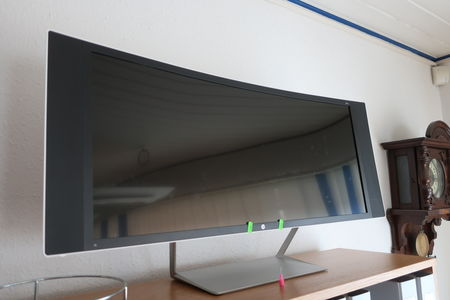 Computerskærm HP Z34c Curved Monitor