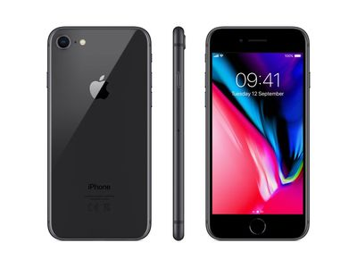 Apple iPhone 8 256 GB Space Grey MOMSFRI