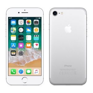 Apple Iphone 7 128 GB Silver MOMSFRI