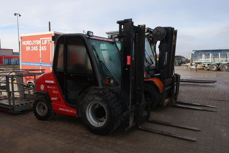 Diesel truck MANITOU MH 25-4 T Buggie