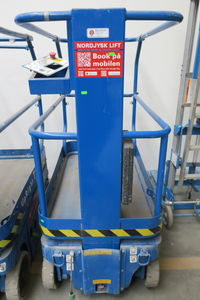 Mastlift UPRIGHT/SNORKEL TM12