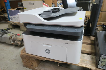 Printer HP Laser MFP 137fnw