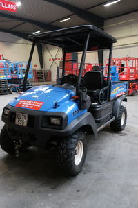 UTV NEW HOLLAND Rustler 120 4x4