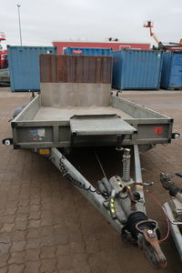 Trailer IFOR WILLIAMS GP 106 GM