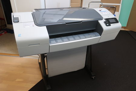Plotter HP designjet T790